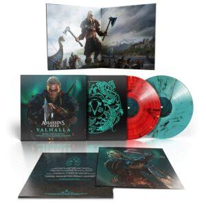 Assassins Creed Valhalla (OST) (Vinyl) - Jesper Kyd