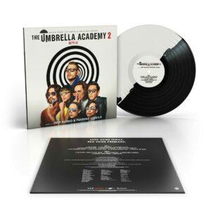 The Umbrella Academy 2 (OST) (Vinyl) - Jeff Russo & Perrine Virgile