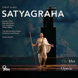 Philip Glass: Satyagraha - Metropolitan Opera