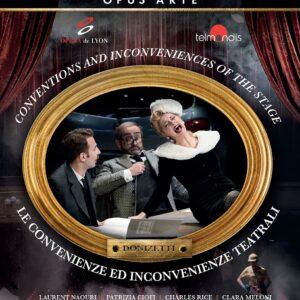 Donizetti: Le Convenienze Ed Inconvenienze Tea - Opera National de Lyon