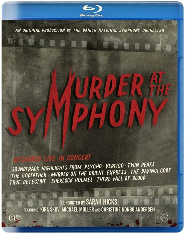 Murder At The Symphony - Danish National Symphony Orchestra