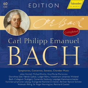 CPE Bach Edition (Completed)