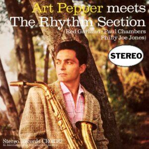 Art Pepper Meets The Rhythm Section (Vinyl)