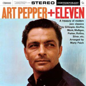 Art Pepper + Eleven: Modern Jazz Classics (Vinyl)