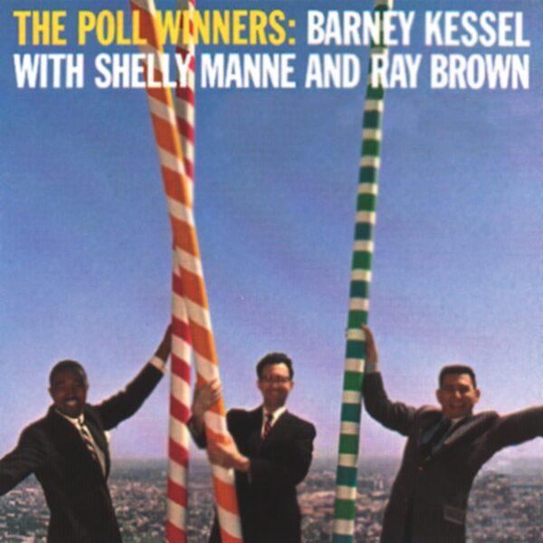 The Poll Winners (Vinyl) - Barney Kessel