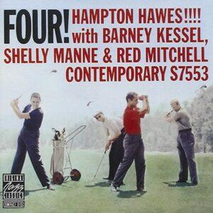Four! (Vinyl) - Hampton Hawes