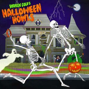 Halloween Howls: Fun & Scary Music (Vinyl) - Andrew Gold
