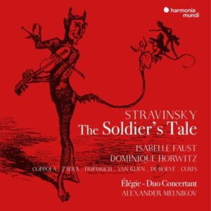 Stravinsky: The Soldiers Tale (English Version) - Isabelle Faust