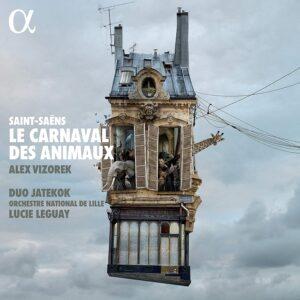 Saint-Saens: Le Carnaval Des Animaux (Vinyl) - Alex Vizorek
