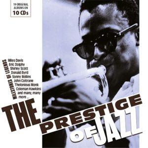 Milestones of Legends: The Prestige Of Jazz