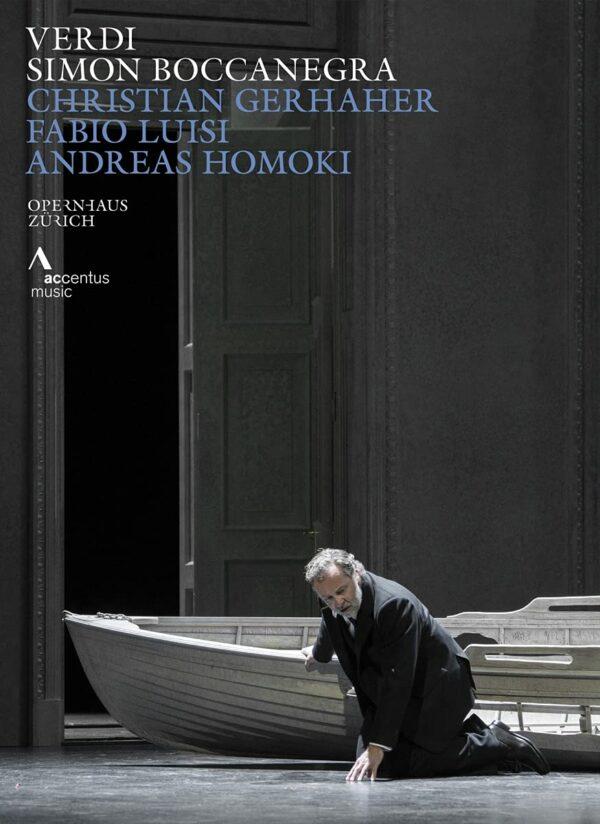 Verdi: Simon Boccanegra - Christian Gerhaher