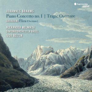 Brahms: Piano Concerto No.1 - Alexander Melnikov