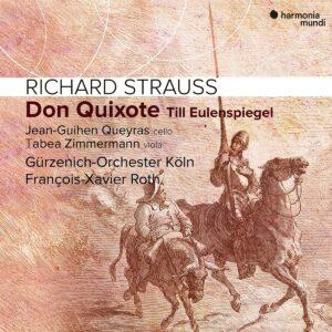 Strauss: Don Quixote, Till Eulenspiegels Lustige Streiche, Romanze - Jean-Guihen Queyras