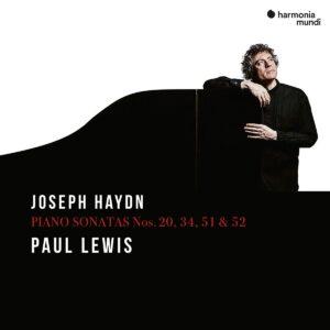 Joseph Haydn: Piano Sonatas Nos. 20, 34, 51 & 52 - Paul Lewis
