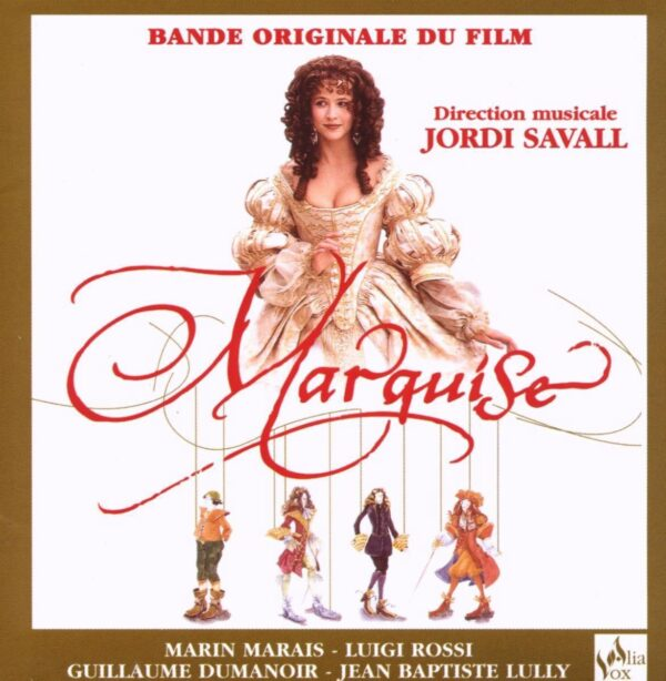 Marquise - Jordi Savall