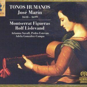 José Marin: Tono Humanos - Montserrat Figueras
