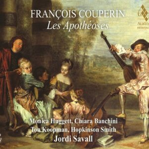 François Couperin: Les Apothéoses - Jordi Savall