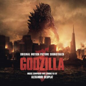 Godzilla (OST) - Alexandre Desplat