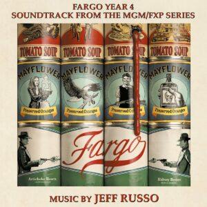 Fargo Year 4 (OST) (Vinyl) - Jeff Russo