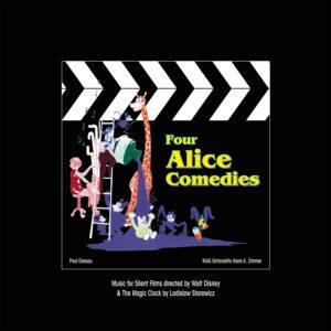 Four Alice Comedies (OST) (Vinyl) - Paul Dessau