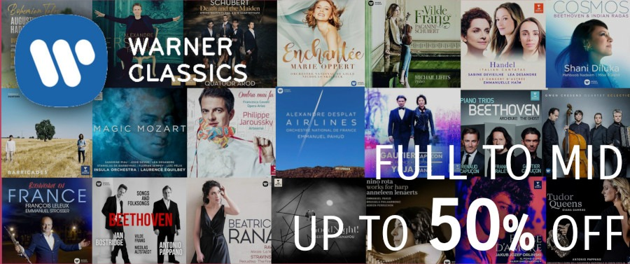 Warner Classics Full to Mid