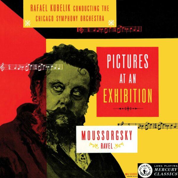 Mussorgsky: Pictures At An Exhibition (Vinyl) - Rafael Kubelik