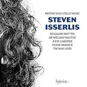 British Solo Cello Music - Steven Isserlis