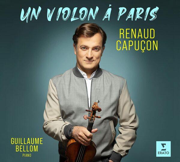 Un Violon à Paris (Vinyl) - Renaud Capuçon