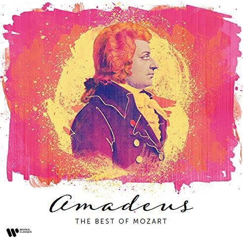 Amadeus - The Best Of Mozart (Vinyl)