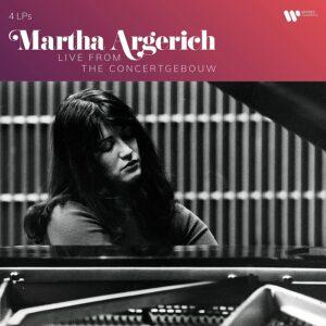Live From The Concertgebouw (Vinyl) - Martha Argerich