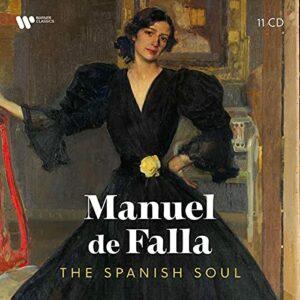de Falla: The Spanish Soul