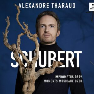 Schubert: Impromptus D899, Moments Musicaux D780 - Alexandre Tharaud