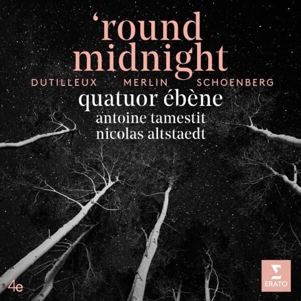 Round Midnight - Quatuor Ébène