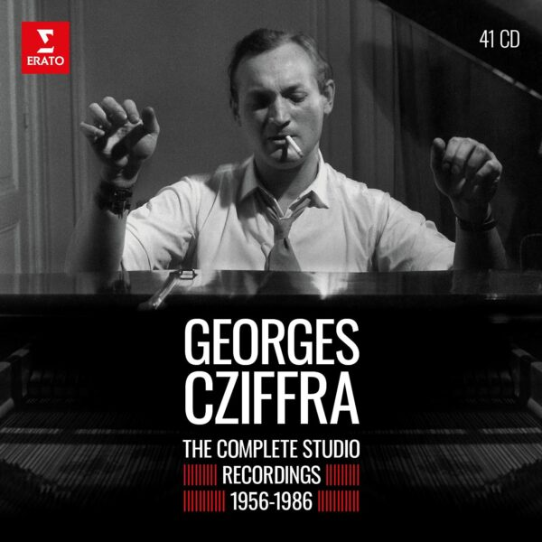 The Complete Studio Recordings 1956-1986 - Georges Cziffra