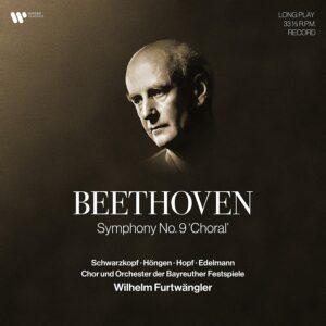 "Beethoven: Symphony No.9 ""Choral"" (Vinyl) - Wilhelm Furtwangler"