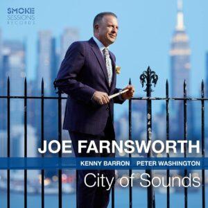 City Of Sounds - Joe Farnsworth