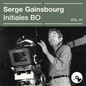 Initiales B.O. (OST) (Vinyl) - Serge Gainsbourg