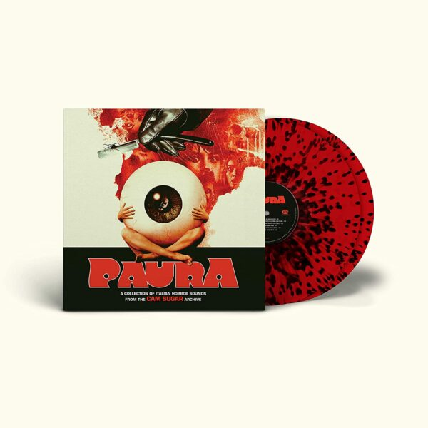 Paura: A Collection Of Italian Horror Sounds From The Cam Sugar Archive (OST) (Vinyl)