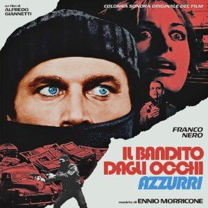 Il Bandito Dagli Occhi Azzurri (OST) (Vinyl) - Ennio Morricone