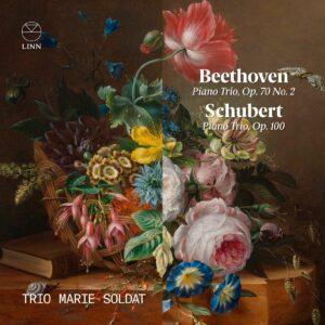 Beethoven: Piano Trio, Op. 70 No. 2 & Schubert: Piano Trio No. 2, D. 929 - Trio Marie Soldat