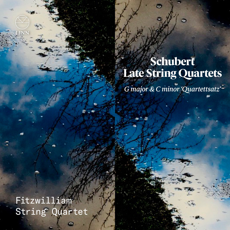 Schubert: Late String Quartets; G major & C minor 'Quartettsatz' - Fitzwilliam String Quartet