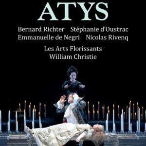 Lully: Atys - William Christie