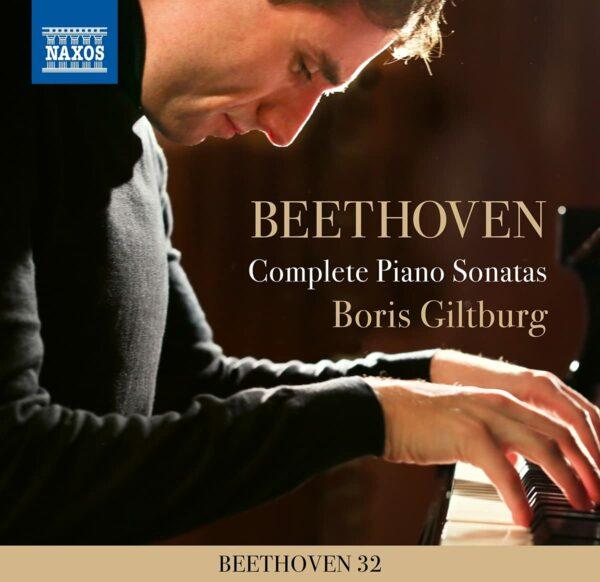 Beethoven: Complete Piano Sonatas - Boris Giltburg