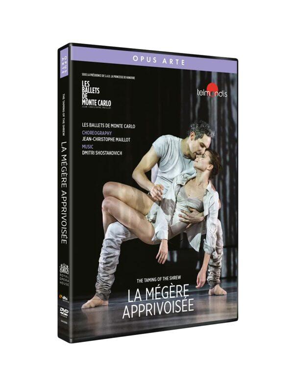 Shostakovich: La Mégère Apprivoisée - Les Ballets De Monte Carlo