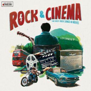Rock & Cinema, The Best Rock Songs In Movies (OST) (Vinyl)