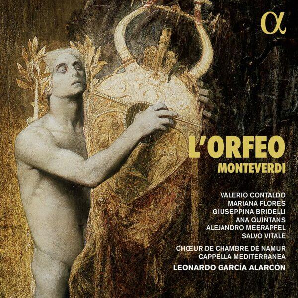 Claudio Monteverdi: Monteverdi: L'Orfeo - Leonardo García Alarcón