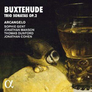 Buxtehude: Trio Sonatas Op. 2 - Arcangelo