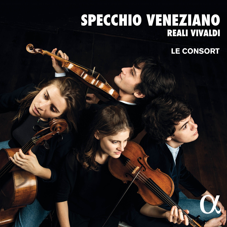 Vivaldi / Reali: Specchio Veneziano - Victor Julien-Laferrière