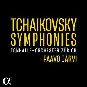 Tchaikovsky: Symphonies - Paavo Järvi