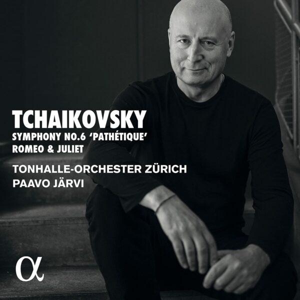 Tchaikovsky: Symphony No. 6 'Pathetique' & Romeo And Juliet - Paavo Järvi
